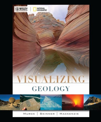 Visualizing Geology   2008 edition cover