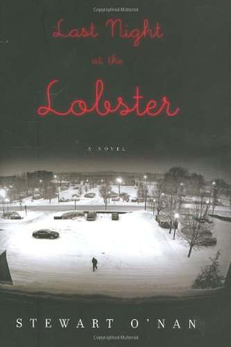 Last Night at the Lobster  N/A 9780670018277 Front Cover
