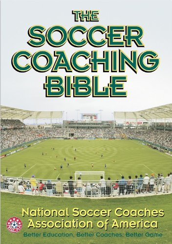 Soccer Coaching Bible   2004 edition cover