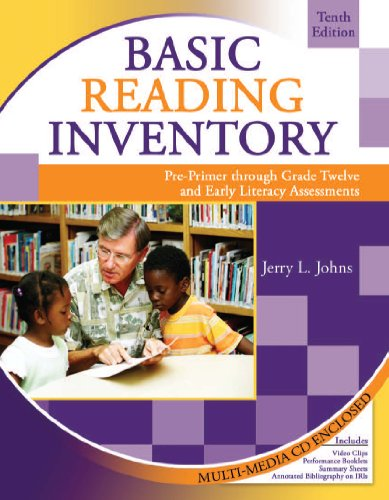 Basic Reading Inventory Pre-Primer Through Grade Twelve and Early Literacy Assessments 10th 2009 (Revised) edition cover