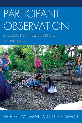 Participant Observation A Guide for Fieldworkers 2nd 2011 edition cover