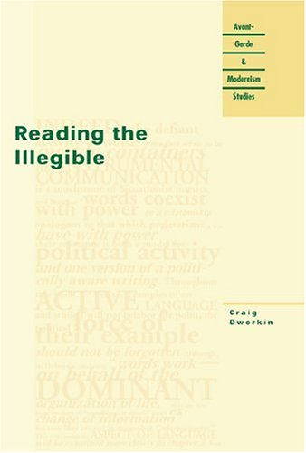 Reading the Illegible   2003 edition cover