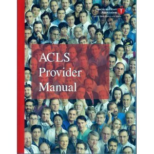 Acls Provider Manual 2nd 2007 edition cover