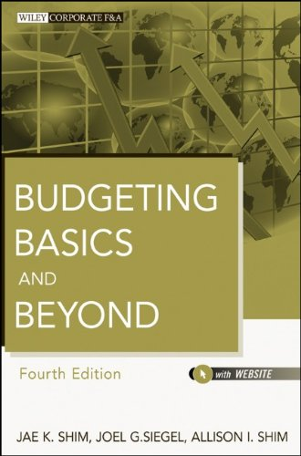 Budgeting Basics and Beyond  4th 2012 edition cover