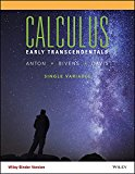 Calculus Early Transcendentals Single Variable: Binder Ready Version 11th 2016 9781118885277 Front Cover