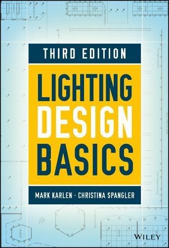 Lighting Design Basics  3rd 2017 9781119312277 Front Cover