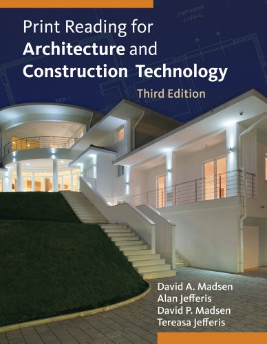 Print Reading for Architecture and Construction Technology  3rd 2013 edition cover