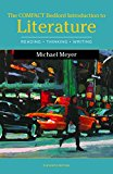 Compact Bedford Introduction to Literature Reading, Thinking, and Writing 11th 2017 9781319037277 Front Cover