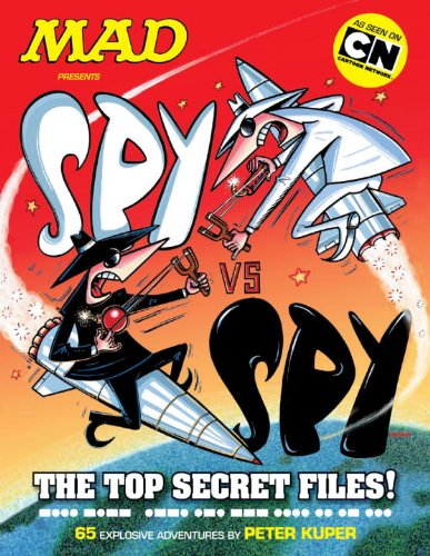 Top Secret Files!  N/A 9781401235277 Front Cover