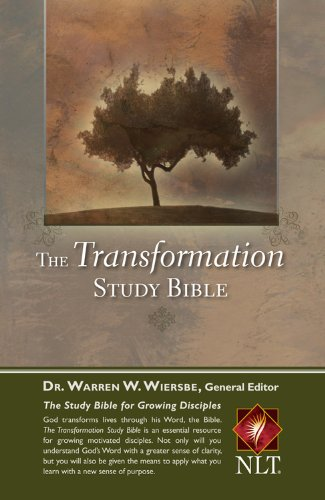 Transformation Study Bible--Hardcover  N/A edition cover