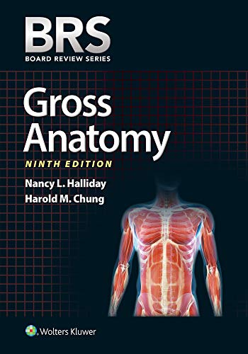 Brs Gross Anatomy:   2019 9781496385277 Front Cover