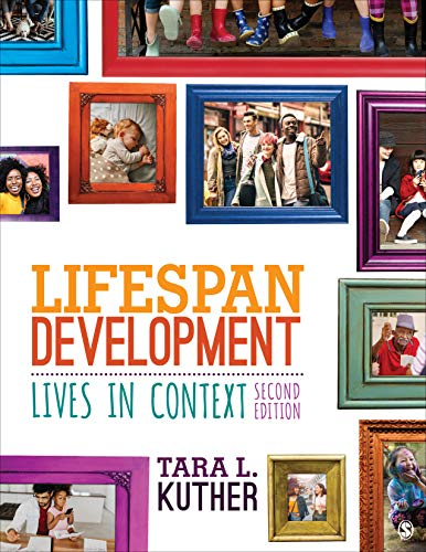 Lifespan Development: Lives in Context  2019 9781544332277 Front Cover