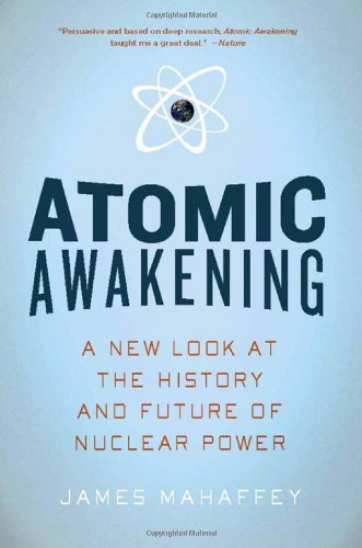 Atomic Awakening A New Look at the History and Future of Nuclear Power N/A edition cover