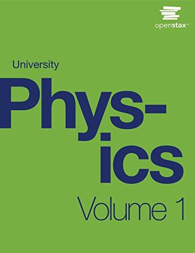 University Physics Volume 1   2016 9781938168277 Front Cover