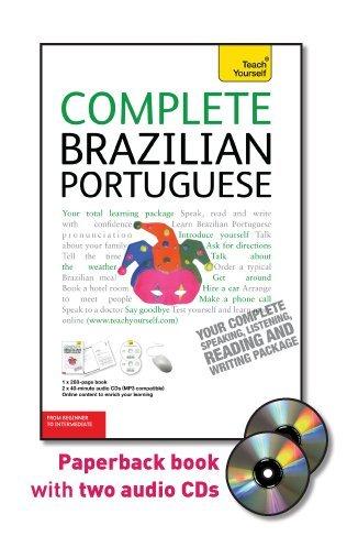 Complete Brazilian Portuguese  2nd 2011 edition cover