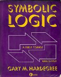 Symbolic Logic: A First Course 3rd 1999 edition cover