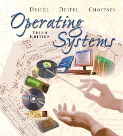 Operating Systems  3rd 2004 9780131828278 Front Cover