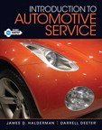 Study Guide for Introduction to Automotive Service   2013 (Revised) edition cover