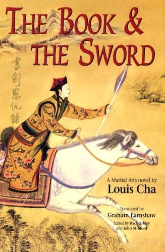 Book and the Sword   2002 edition cover