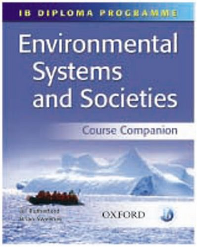 Environmental Systems and Societies   2009 9780199152278 Front Cover