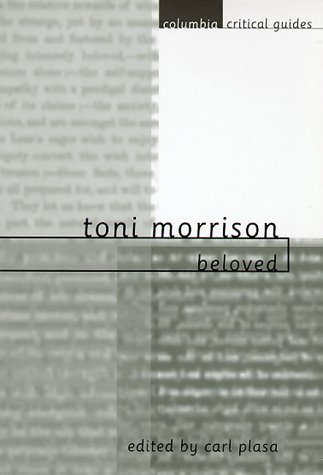 Toni Morrison: Beloved Essays, Articles, Reviews N/A 9780231115278 Front Cover