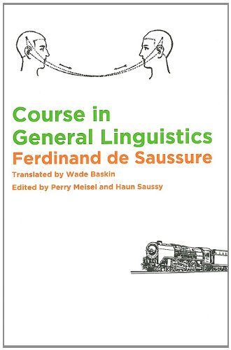 Course in General Linguistics   2011 edition cover
