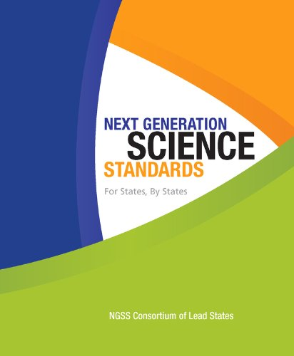 Next Generation Science Standards: By States, for States  2013 edition cover