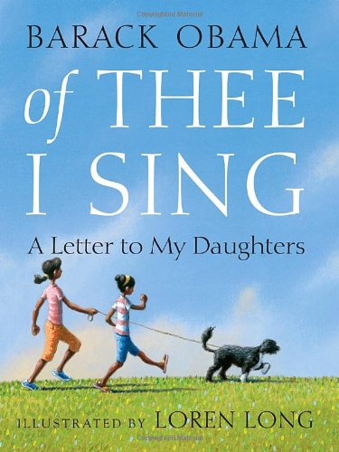 Of Thee I Sing A Letter to My Daughters  2010 edition cover