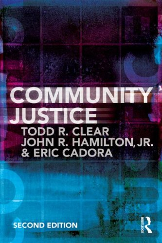 Community Justice  2nd 2011 (Revised) edition cover
