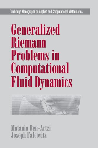Generalized Riemann Problems in Computational Fluid Dynamics   2010 9780521173278 Front Cover