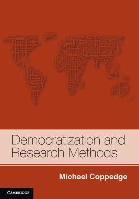 Democratization and Research Methods   2012 edition cover