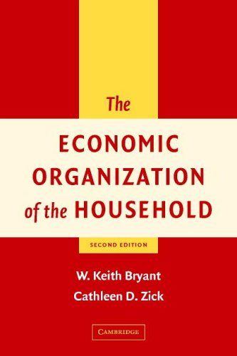 Economic Organization of the Household  2nd 2005 (Revised) 9780521805278 Front Cover