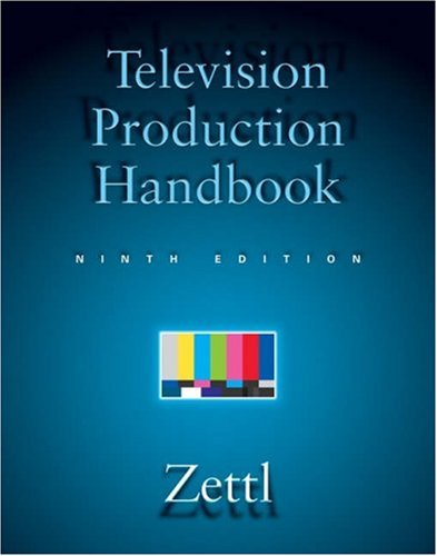 Television Production Handbook  9th 2006 edition cover