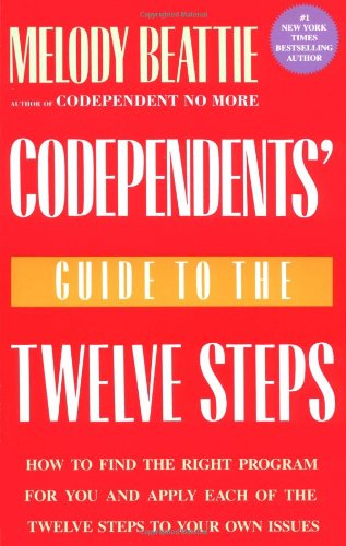 Codependents' Guide to the Twelve Steps New Stories  1992 9780671762278 Front Cover