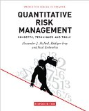 Quantitative Risk Management - Concepts, Techniques and Tools 2nd (Revised) edition cover