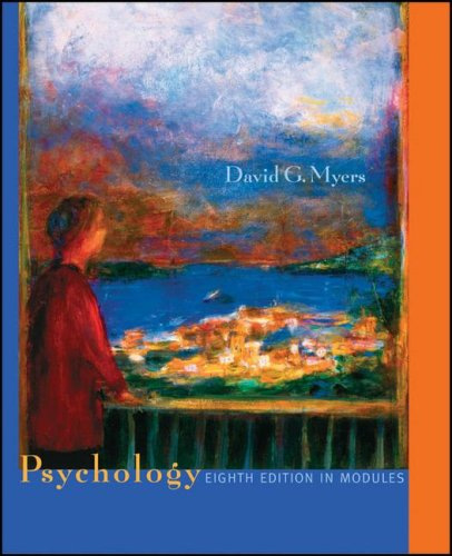 Psychology  8th 2007 edition cover