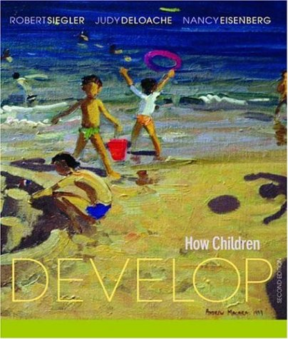 How Children Develop  2nd 2006 edition cover