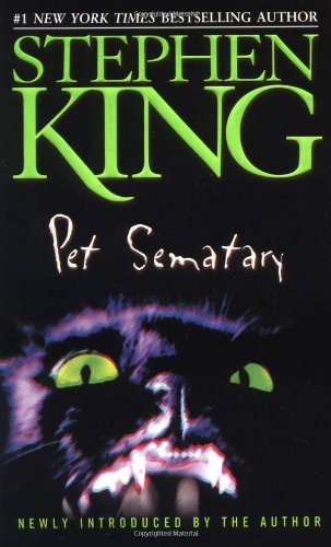 Pet Sematary   2001 edition cover