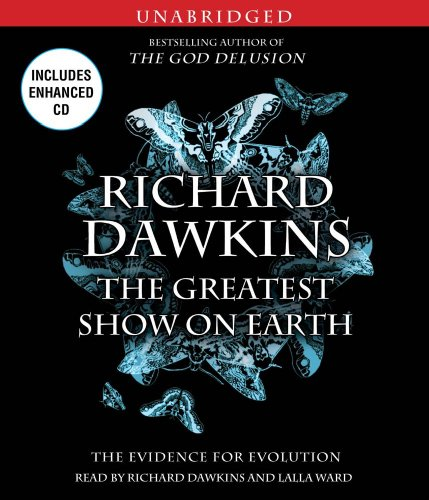 The Greatest Show on Earth: The Evidence for Evolution  2009 edition cover