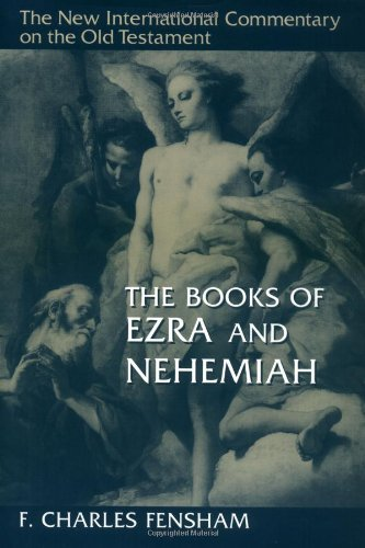 Books of Ezra and Nehemiah   1983 edition cover