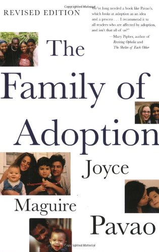 Family of Adoption  2004 (Revised) 9780807028278 Front Cover