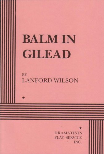 Balm in Gilead  Revised edition cover