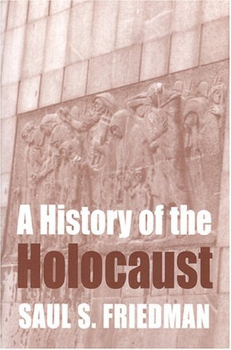 History of the Holocaust   2003 edition cover