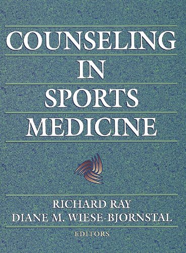 Counseling in Sports Medicine   1999 edition cover