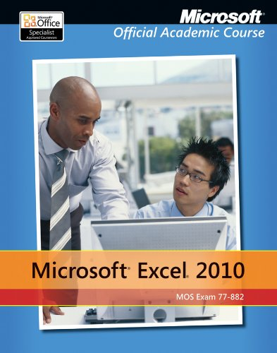 Microsoft Excel 2010 MOS Exam 77-882  2012 9781118101278 Front Cover
