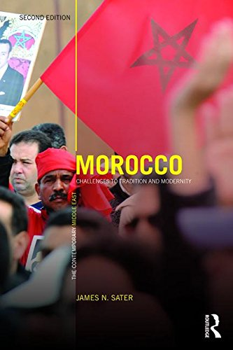 Morocco Challenges to Tradition and Modernity 2nd 2016 (Revised) 9781138828278 Front Cover