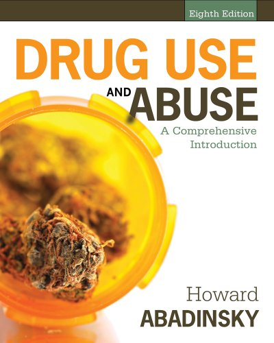 Drug Use and Abuse A Comprehensive Introduction 8th 2014 edition cover