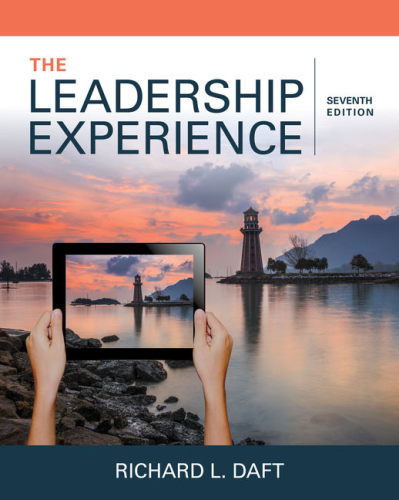 The Leadership Experience:   2017 9781337102278 Front Cover