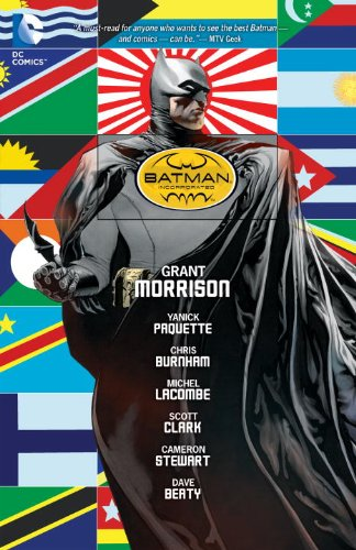 Batman Incorporated   2012 9781401238278 Front Cover