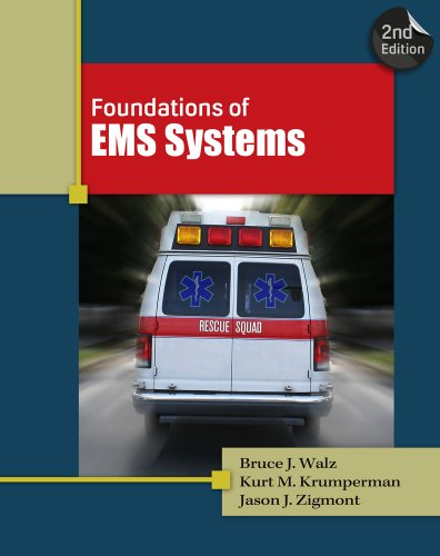 Foundations of EMS Systems  2nd 2011 edition cover